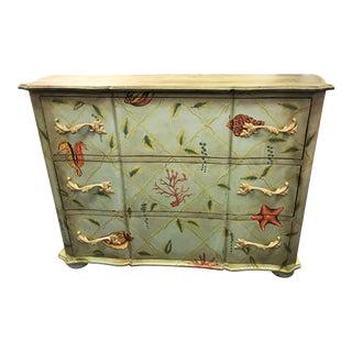 Guild Master Coastal Style 3-Drawer Dresser For Sale