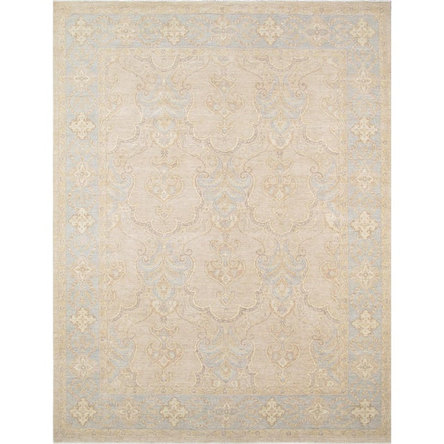 """Pasargad Ferehan Area Rug - 9'10"""" X 13'6"""" For Sale"""