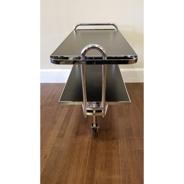 Marcel Bruer Bar Trolley For Sale - Image 5 of 10