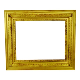 Vintage Gold Gilt Wood Picture Frame