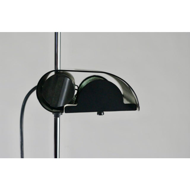 Joe Colombo for Oluce Model 626 Floor Lamp - Image 8 of 10