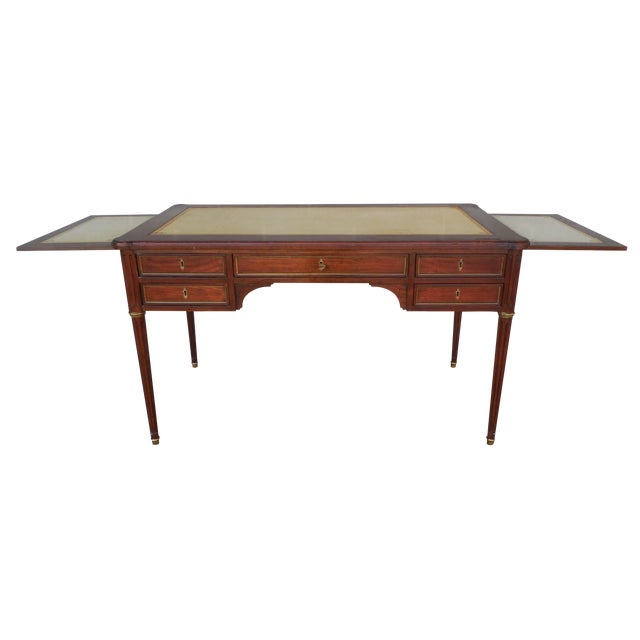 Baker French Neoclassical-Style Desk - Image 1 of 11