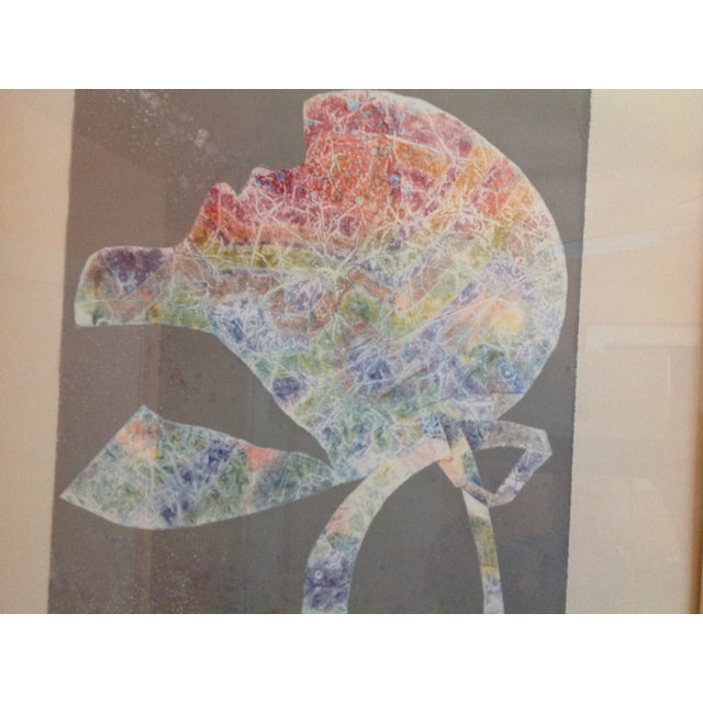 Monotype by Jules Heller - Image 3 of 3