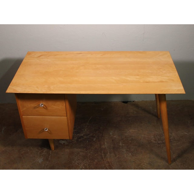 1960s Mid-Century Modern Paul McCobb Planner Writing Desk For Sale In Phoenix - Image 6 of 11