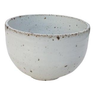 Boho Chic Speckled Bowl VI For Sale