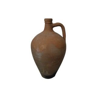 Greek Antique Pottery - Water Vase - Stamna