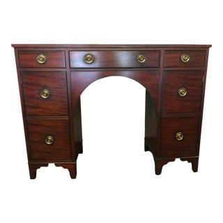 Baker Charleston Bow Front Sideboard