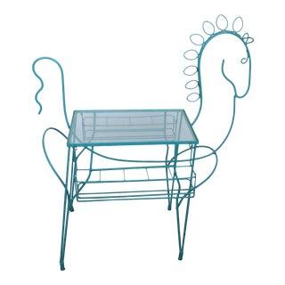 Frederick Weinberg Side Table Bar Cart