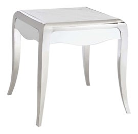 Image of Beige Side Tables