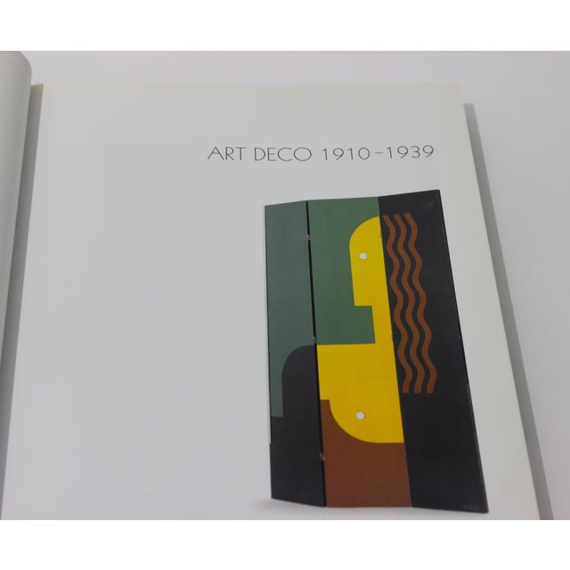 """""""Art Deco 1910-1939"""" Coffee Table Book by Victoria & Albert Museum For Sale - Image 4 of 13"""