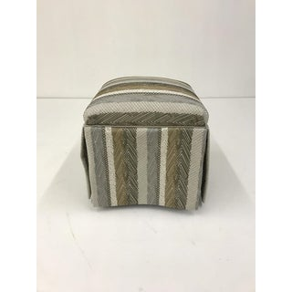 Century Furniture Dorothy Ottoman Preview