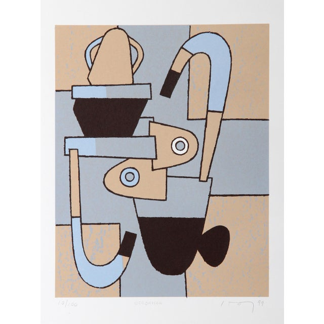 """1990s """"Coronicon"""" 1999, Serigraph by David Storey For Sale - Image 5 of 5"""