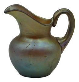 Image of Steuben Glass Tableware and Barware