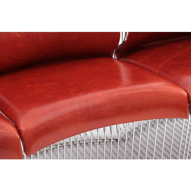 Mid-Century Modern Verner Panton for Fritz Hansen Pantonova Chairs For Sale - Image 3 of 8