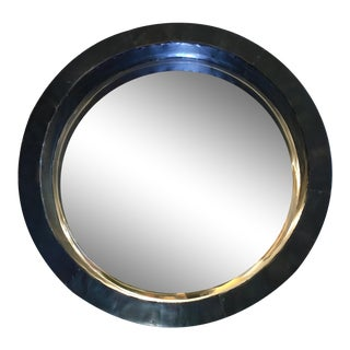 Maritime Nautical Wall Mirror For Sale