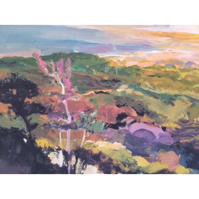 John Maxon Limited Edition Landscape Print For Sale - Image 4 of 7