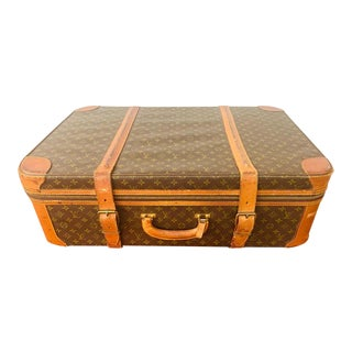 1970s Louis Vuitton Monogram Holdall Luggage Bag or Suitcase For Sale