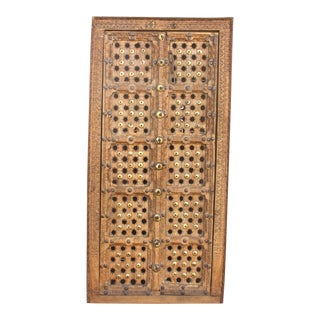 19th Century Nimrana Haveli Door For Sale