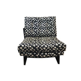 "Custom ""Rebecca"" Animal Print Chair"