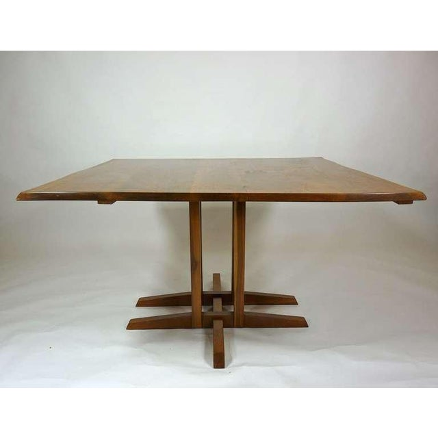 Mid-Century Modern George Nakashima Frenchman's Cove Dining Table For Sale - Image 3 of 9