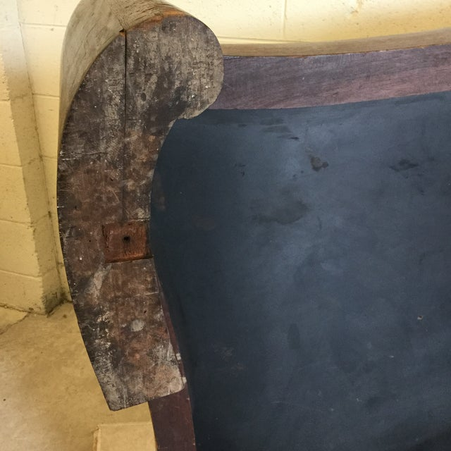 Mid Century Modern Walnut Coffee Table For Sale - Image 12 of 13