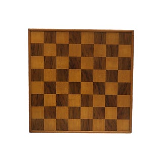 Antique English Game Board For Sale