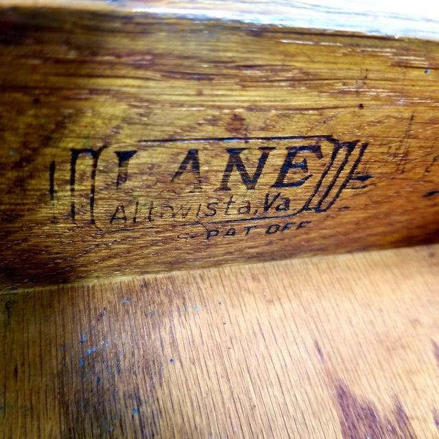 1960s Mid Century Lane Altavista Center Table For Sale - Image 12 of 13