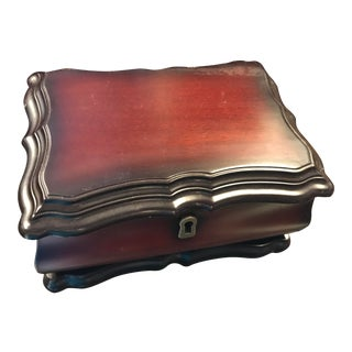 Contemporary Bombay Jewelry Box For Sale