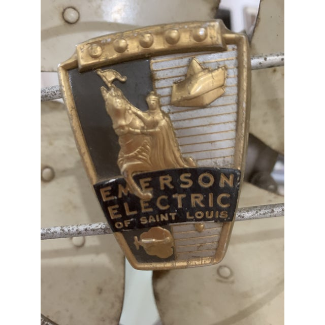 Emerson Vintage Fan For Sale - Image 11 of 12