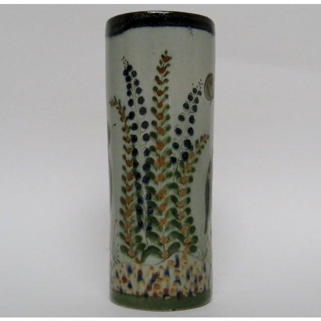 Tonalá Ceramic Vase - Image 3 of 5