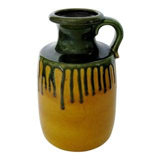 Vintage Carstens Ceramic Vase For Sale