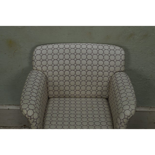 Textile Stendig Mid Century Modern Style Upholstered Arm Chairs For Sale - Image 7 of 13