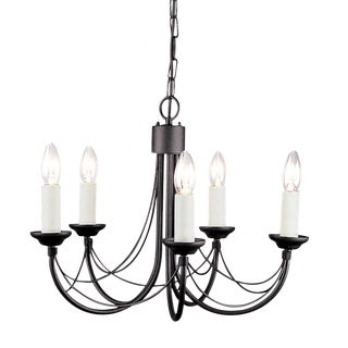 Carisbrooke 5-Light Chandelier For Sale