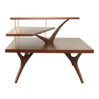 Final Markdown >1960s Mid Century Modern Table For Sale