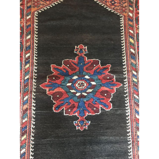 """Dash"" Kordish Persian rug from northwest Iran"
