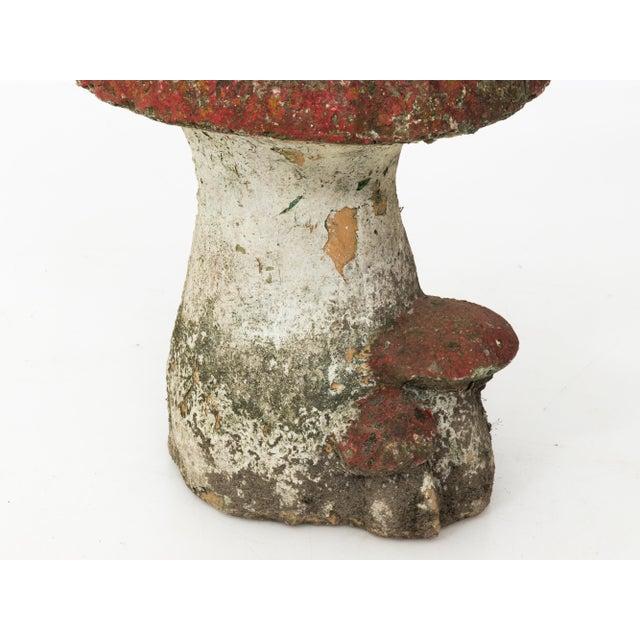 Garden Mushroom Stool For Sale - Image 4 of 8