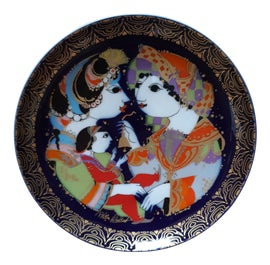 Image of Bjorn Wiinblad Decorative Plates