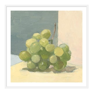 "Medium ""Grapes on Green"" Print by Caitlin Winner, 40"" X 40"" For Sale"
