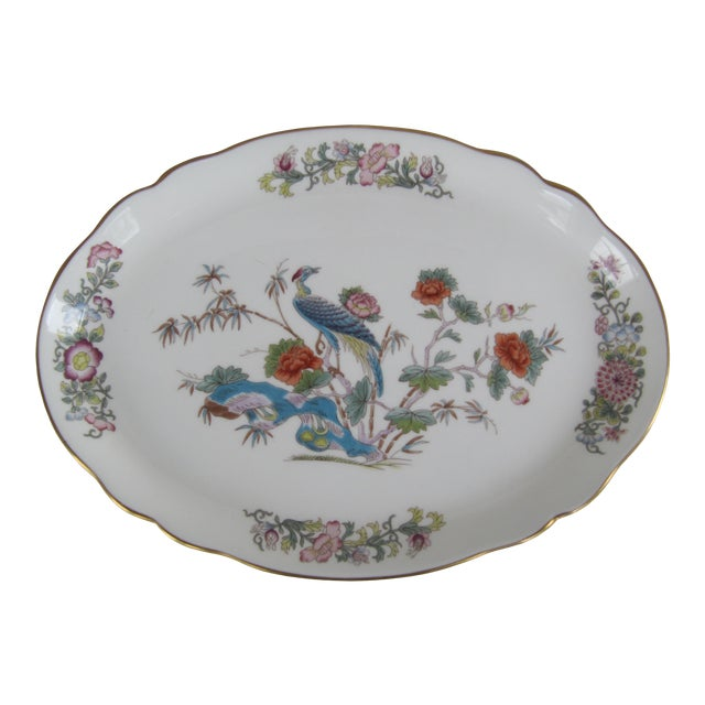 Wedgewood Chinoiserie Oval Platter For Sale