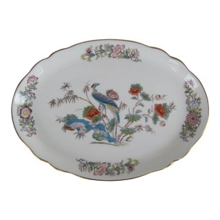 Wedgwood Chinoiserie Oval Platter For Sale
