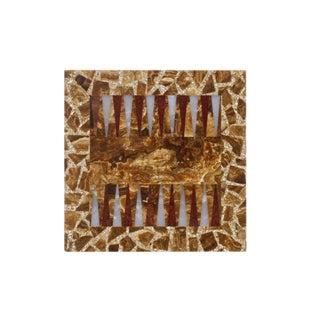 Specimen Marble Backgammon Board