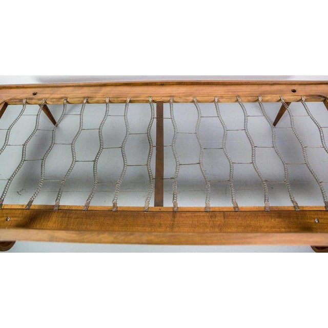 Craft Associates American Design Daybed in Walnut by Adrian Pearsall For Sale - Image 4 of 7