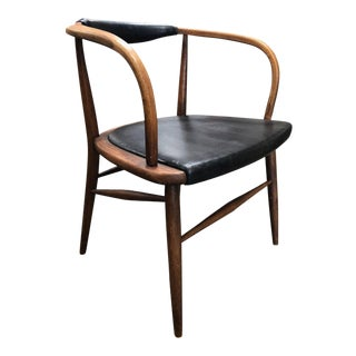 Mid-Century Modern Boiling Chair Co. Bentwood Chair