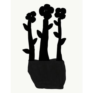 """Shadow Fleurs"" Limited Edition Print by Annie Naranian For Sale"