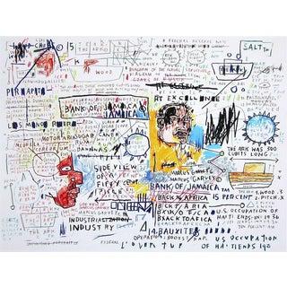50¢ Piece (1982-83), Giclee Print, Jean-Michel Basquiat For Sale