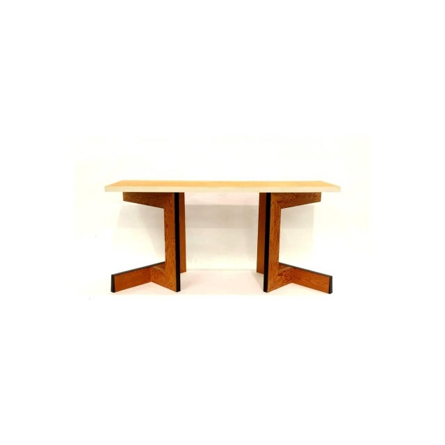 Console Table or Desk by Eric Freeman For Sale In Providence - Image 6 of 6