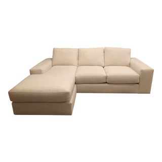 The Joneses Malibu Convertible Chaise Sofa For Sale