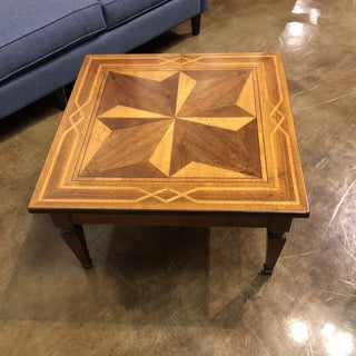 1990s Italian Square Coffee Table Preview