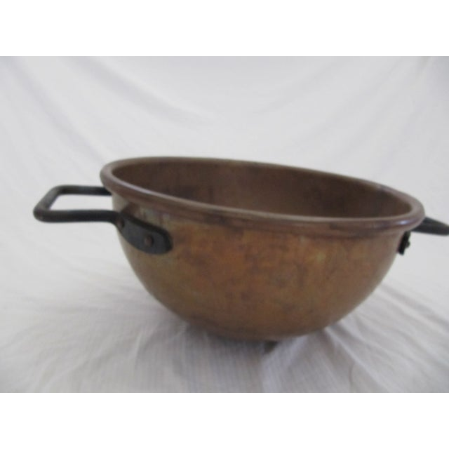 Copper Candy Cauldron For Sale - Image 7 of 9