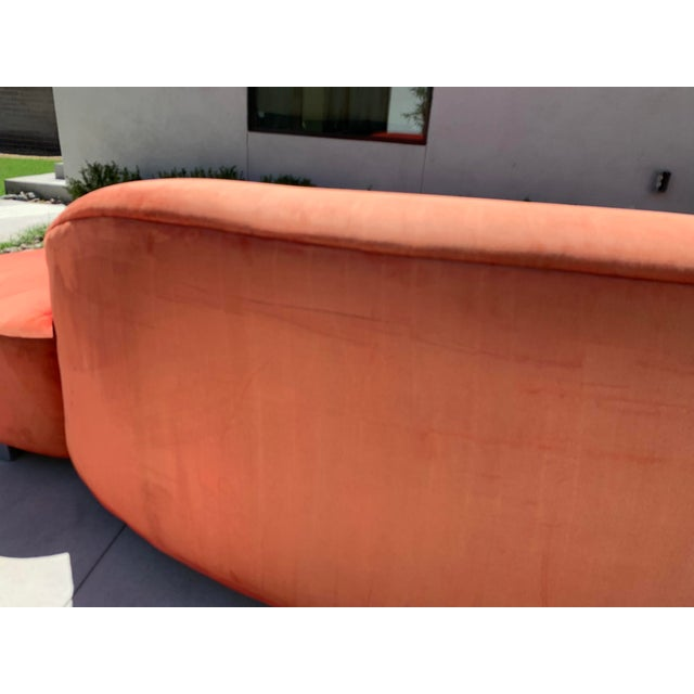Vladimir Kagan Cloud Sofa For Sale In Las Vegas - Image 6 of 7